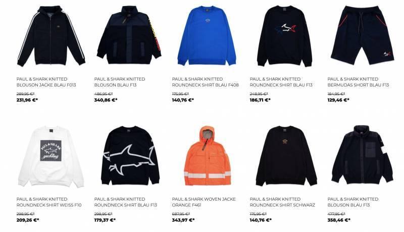 Paul & Shark Sale