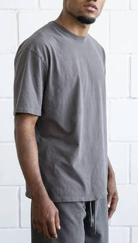 Pegador T-Shirt washed grey