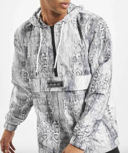 Summer Cem Jacke Schlangenprint Alternative