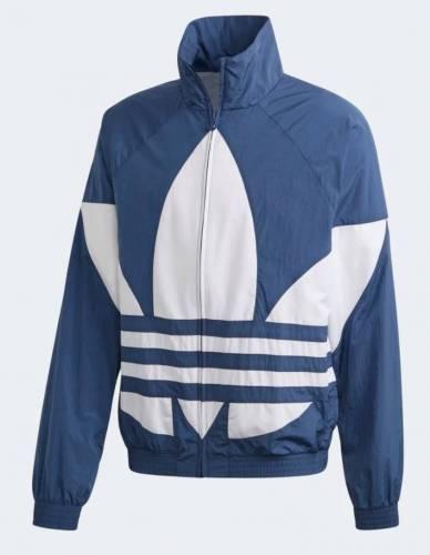 Adidas Trefoil Anzug blau