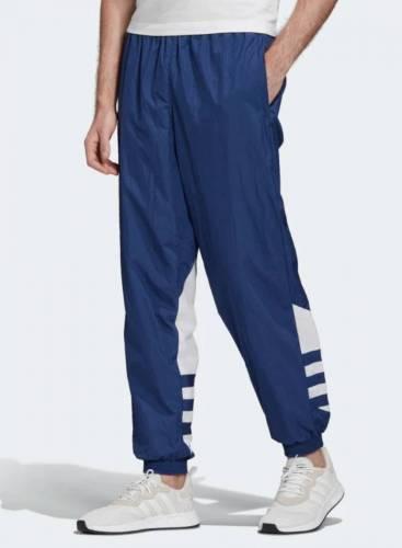 Adidas Trefoil Anzug Hose blau