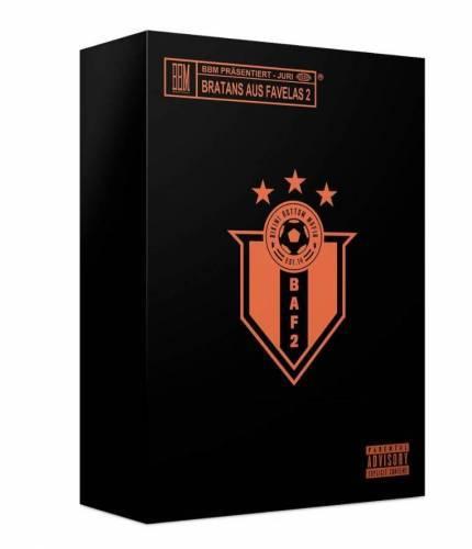 Bratans aus Favelas 2 Box