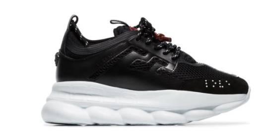 Farid Bang Sneaker schwarz