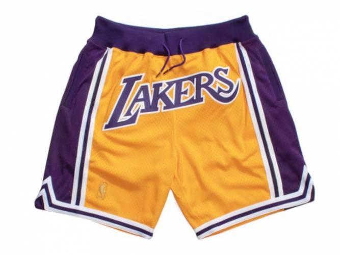 Fler Shorts Lakers