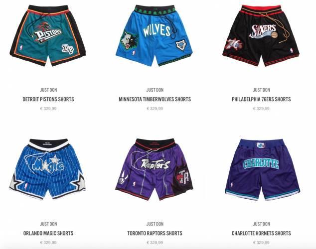 Fler Shorts rot