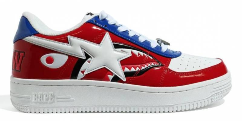 Jamule Bape Sneaker