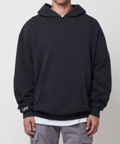Luciano overized Hoodie Alternative