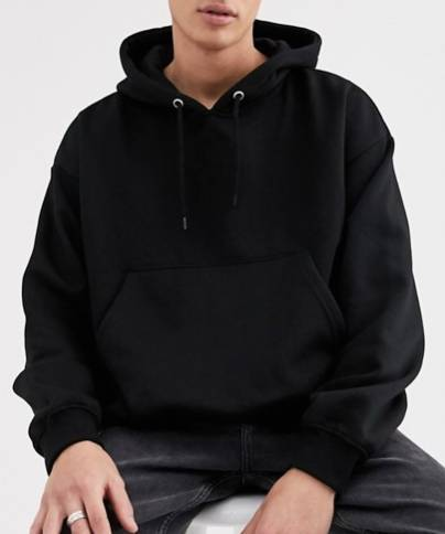 Luciano overized Hoodie