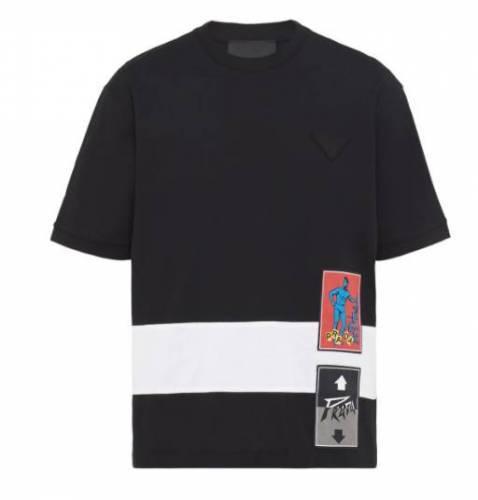 Luciano Shirt schwarz weiß