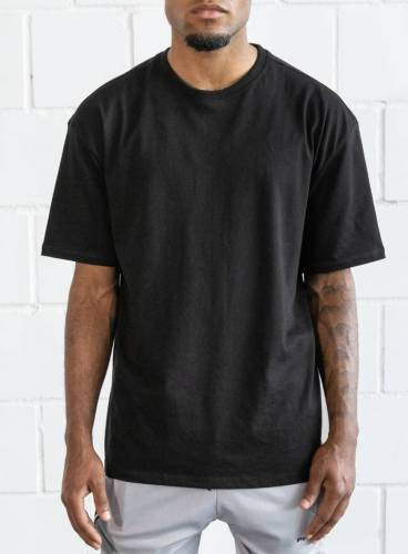 Pegador oversized T-Shirt black