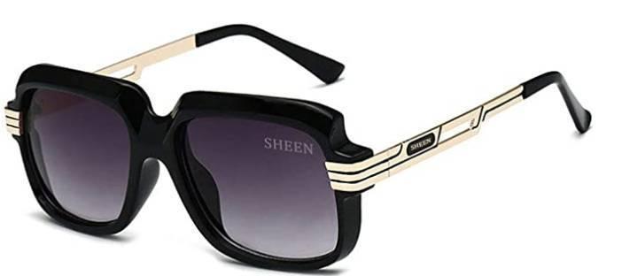 Sheen Kelly Sonnenbrille Retro schwarz