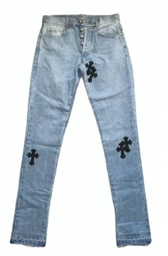 Ufo361 Chrome Hearts Jeans