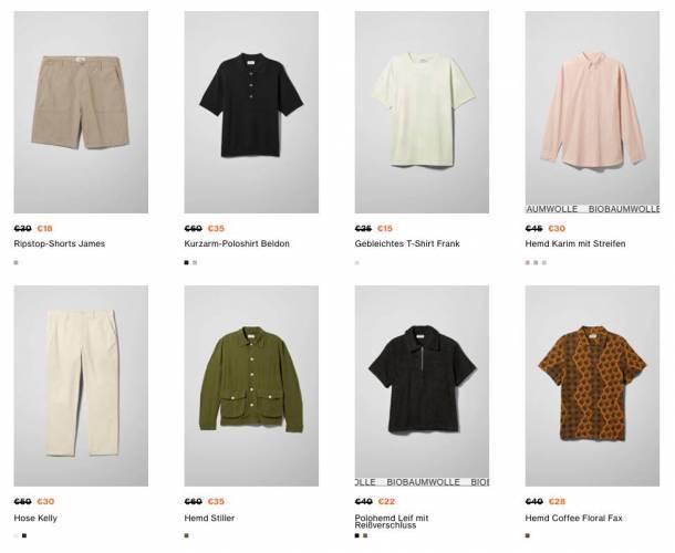 Weekday Sale