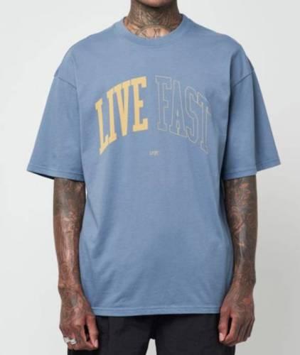 Kay Ay Live Fast T Shirt