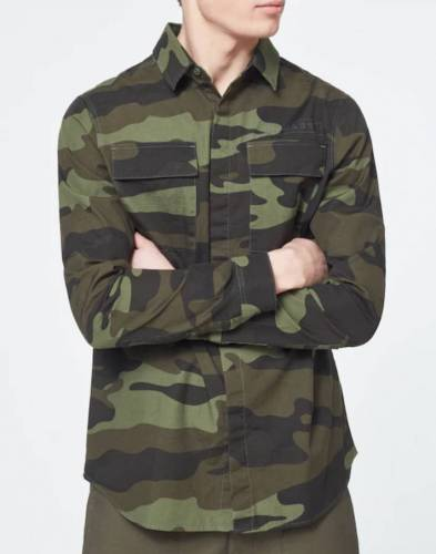 Bonez MC Camouflage Jacke Alternative 2