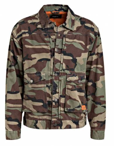 Bonez MC Camouflage Jacke Alternative