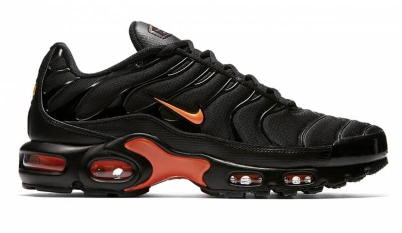 Bonez Nike TNs schwarz orange