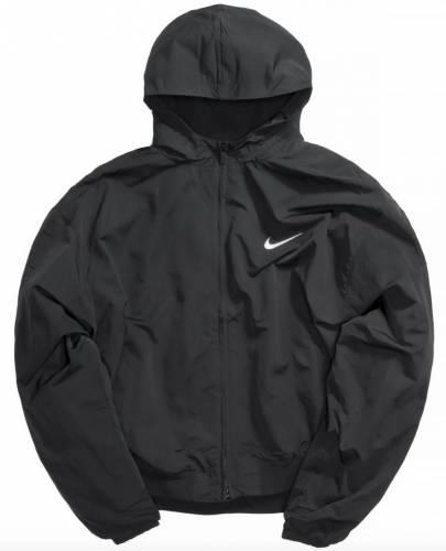Juri Nike Jacke schwarz