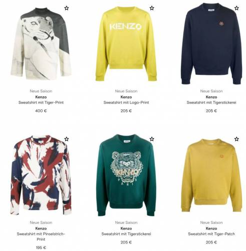 Kenzo Sweater alle