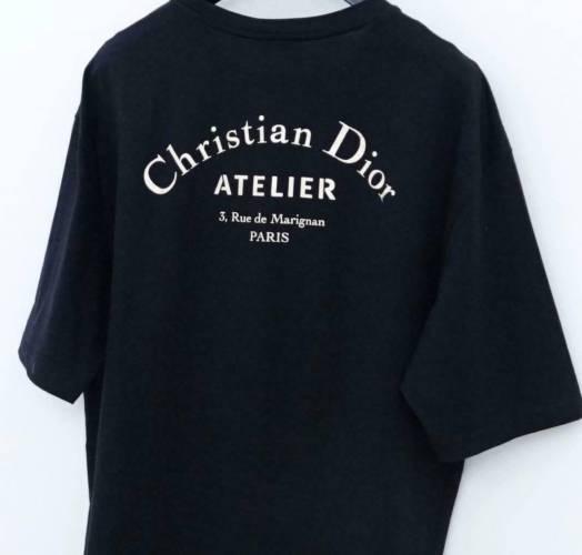 Kontra K Dior Shirt schwarz