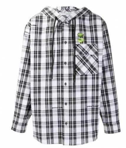 Kontra K Hemd schwarz weiß kariert