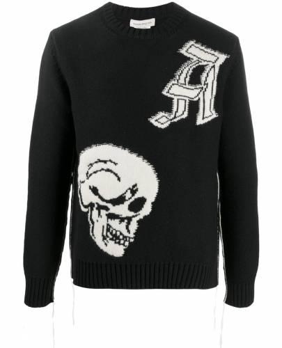 Kontra K Totenkopf Pullover