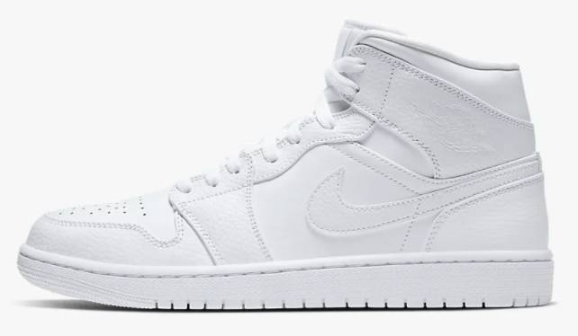 Samra-Nike-Air-Jordan-1-Weiß
