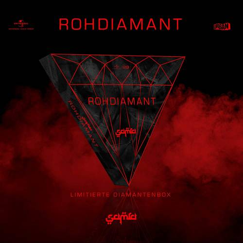 Samra Rohdiamant Box