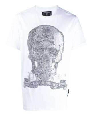 18 Karat Totenkopf T Shirt