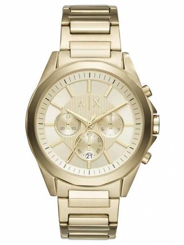 Armani Exchange Herren Chronograph Quarz Uhr