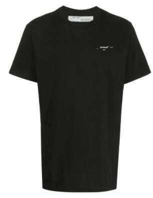 LX Shirt schwarz OFF White