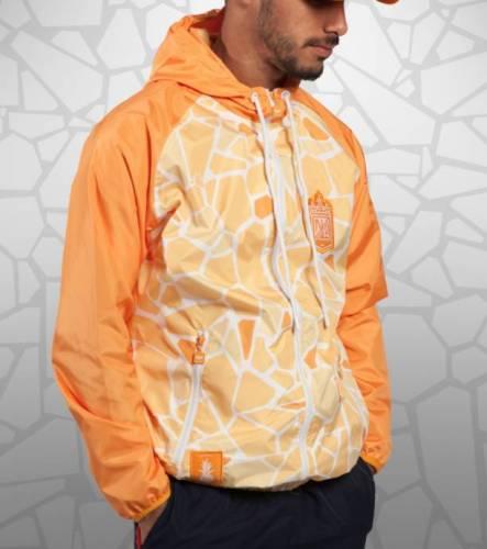 Maxwell Jacke orange