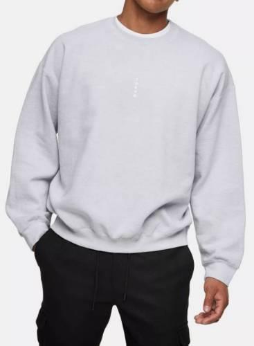 Nimo Oversized Sweatshirt grau 2