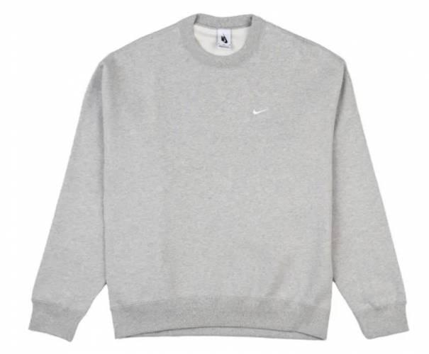 Nimo Oversized Sweatshirt grau 3