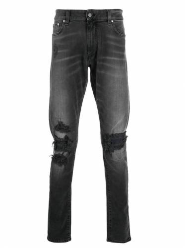 Samra Jeans distressed