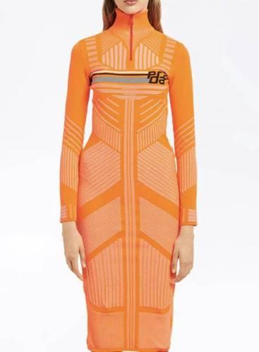 Scoosy For What Model Prada Kleid