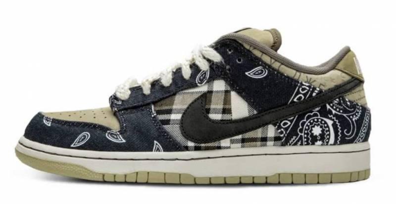 Scoosy Nike x Travis Scott Dunk