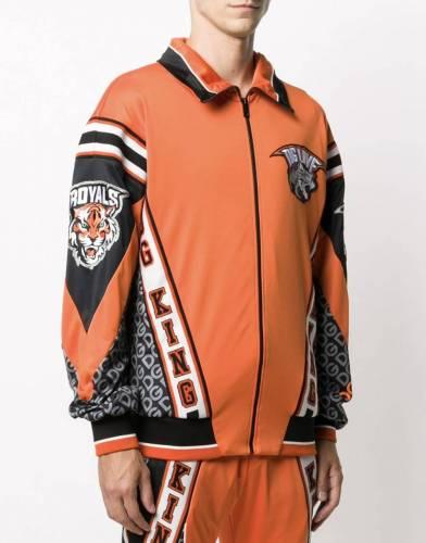 SSIO TBC Outfit: Starter Jacke, Trainingsanzug, Rolex, DG Jacke