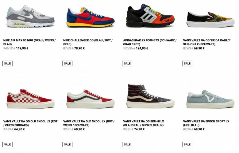 Allike 30 Sneaker