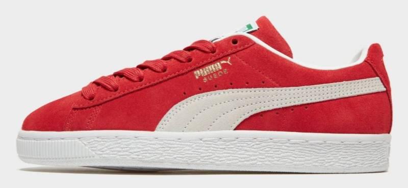 Eno Puma Sneakers Orange