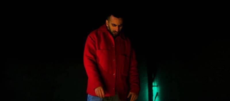 PA Sports Rote Jacke