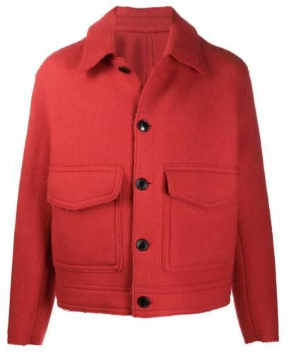 PA Sports Style Rote Jacke