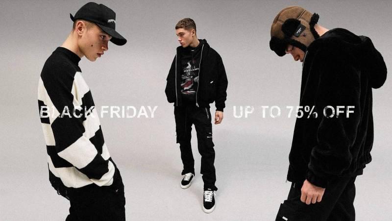 Represent Black Friday
