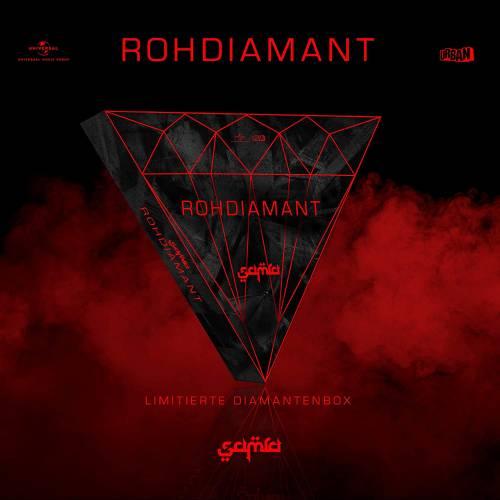 Samra Box Rohdiamant m