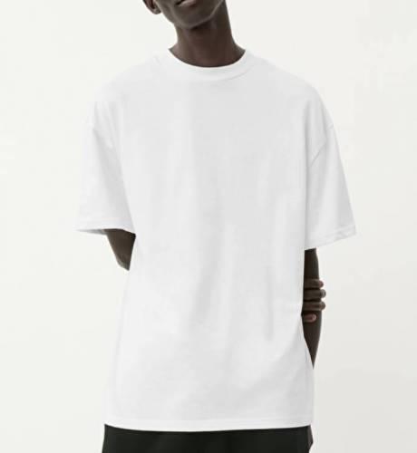 Jamule oversized T-Shirt weiß Alternative