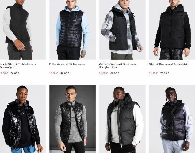 Westen günstig Streetwear