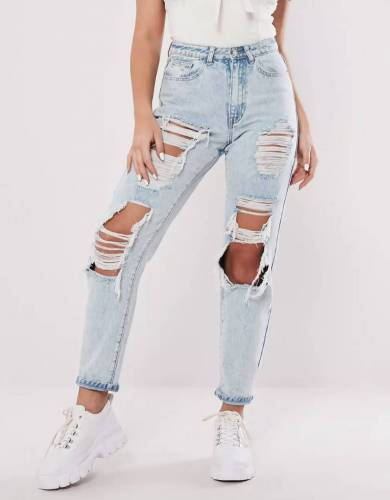 Badmomzjay Missguided Jeans