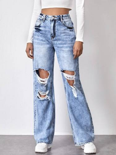 Badmomzjay Shein Jeans