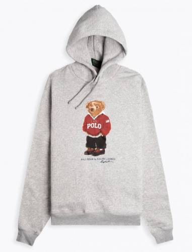 Capital Bra Polo Bear Hoodie