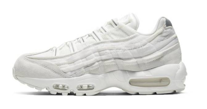 Nike Air Max 95 Comme des Garcons white